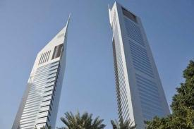Jumeirah Emirates Towers*****  UPGRADE